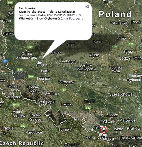 POLSKA 9 GRUDNIA 2012